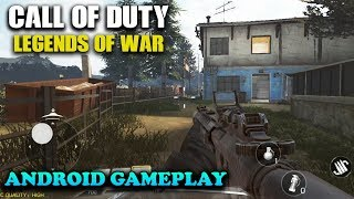 Call of Duty: Legends of War's brings multiplayer and zombies to Android