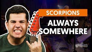 Always Somewhere - Scorpions (aula De Guitarra)