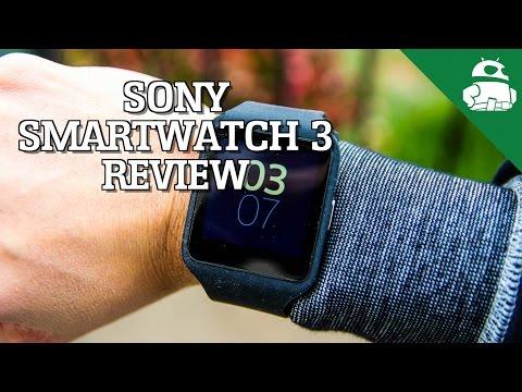Sony Smartwatch 3 Review!