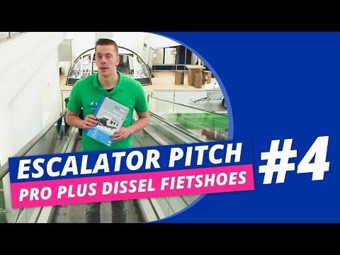 Pro Plus Dissel fietshoes - Escalator Pitch #4 | Obelink Vrijetijdsmarkt