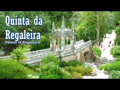 Quinta da Regaleira - Palácio da Regalei