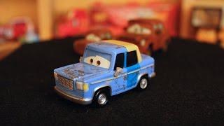 Mattel Disney Cars Otis Die-cast