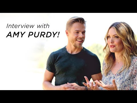 Amy Purdy on Taking Action | Derek Hough Life in Motion