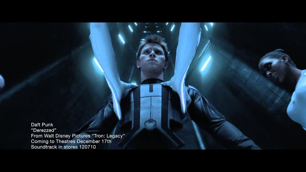 Leave It To Daft Punk To Make A Tron Music Video This Awesome