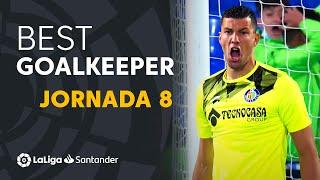 LaLiga Best Goalkeeper Matchday 8: David Soria