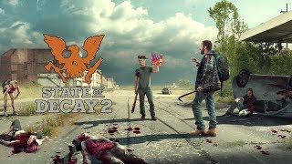 The State of Decay 2 Experience