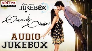 Abbayitho Ammayi - Jukebox
