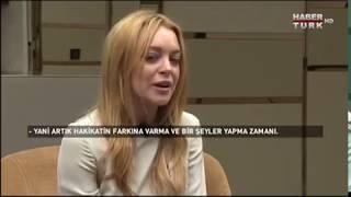 <b>Lindsay Lohan</b> Attacked For Reading Quran