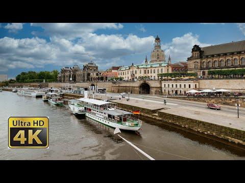 Дрезден, Цвингер , Фрауэнкирхе и города