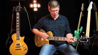 Gear in Review ep07 - LTD EC 256, by ESP (Eclipse)