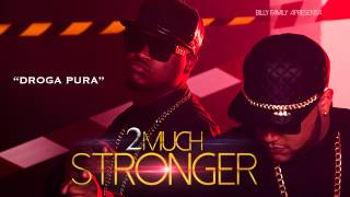 2Much - Droga Pura (Official Audio)