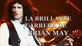 La Brillante Carrera de Brian May - Queen