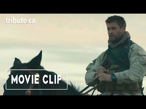 12 Strong (Clip 'Who's Ridden Before?')