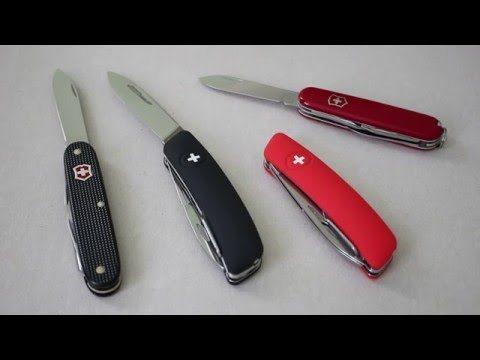 Swiza D04 review – a new Swiss (army) knife