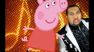 Свинка пеппа █▬█ █ ▀█▀ (Tobi King) ЦЫГАН