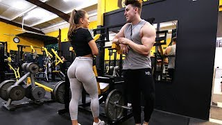 THE BEST BOOTY WORKOUT ft. Instagram Model Sarah Grace