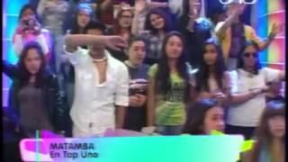VIDEO: PRESENTACION (en vivo TOP UNO)