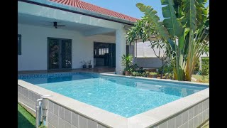 Spacious Open Three Bedroom Private Pool Villa for Sale in Layan