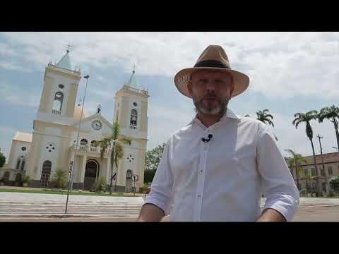Palitot e trilhando a história mostram a primeiras igrejas de Porto Velho - RO - Gente de Opinião