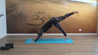 Vinyasa Yoga #2 With Olivia