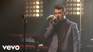 Gambar cover Sam Smith - Stay With Me (Live) (Honda Stage at the iHeartRadio Theater)