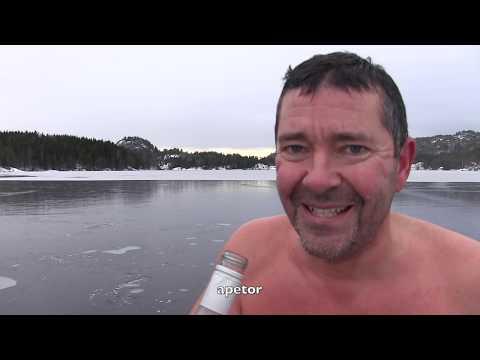 Катание по тонкому льду с помощью водки и бензопилы