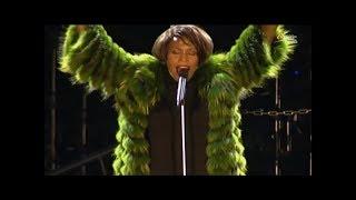 I Love The Lord LIVE Whitney Houston 1999 Mannheim, Germany