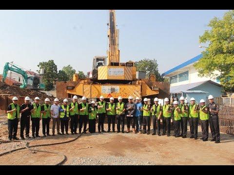 Peresmian Pembangunan Gedung Baru Bagian Pengelolaan BMN