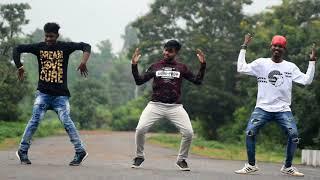 Cham Cham Payal Baje Dance Hip Hop Style