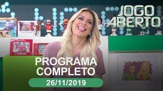 INSCREVA-SE NO CANAL E NÃO PERCA NENHUM DETALHE DO JOGO ABERTO.   Quer ver o programa completo ao vivo? Não perca, de segunda a sexta-feira, às 11h: band.com.br/jogoaberto  Siga o Jogo Aberto nas redes sociais:  Instagram: https://www.instagram.com/bandjogoaberto Twitter: https://twitter.com/bandjogoaberto Facebook: https://www.facebook.com/jogoaberto