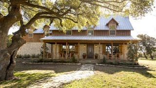 Watch This Creepy Farmhouse Go From Scary To Sensational