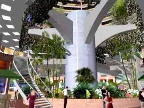 Architect Eduwin Osorio Sanclemente - Architectural Design - Malls - Animations Mp3