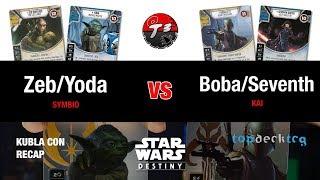 eZeb & eYoda vs eBoba & Seventh Sister
