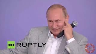 Приколы от Путина