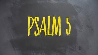 PLASTER MIODU. Psalm 5: Grobowe gardła