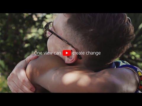 One View Can Create Change   #CreatorsforChange 2018