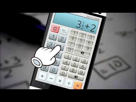Video of Fraction Calculator Plus Free