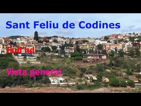 Sant Feliu de Codines, vista general hd