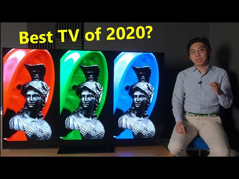 External Review Video _6NKW5qJJOs for Panasonic HZ2000 OLED 4K TV