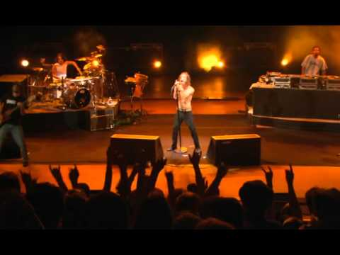 INCUBUS - Pardon Me (Alive at Red Rocks DVD, 2004)