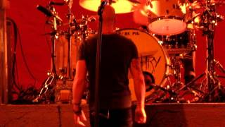 Daughtry - Losing My Mind (Lowell, MA) 4-23-12