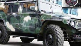 Гражданский Тигр тюнинг ГАЗ 2330 Civil Tiger