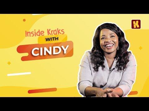 BBNaija's Cindy Plays Our Trivia And Pain Game | Inside Kraks