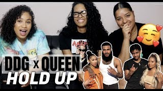 DDG   Hold Up Ft. Queen Naija [ Official Music Video] REACTION