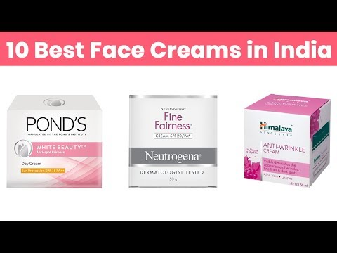 10 Best Face Creams in India 2019 | Moisturizing and Whitening Cream for All Skin Types