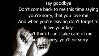 Demi Lovato - You'll Be Sorry ft. Gia Farrell (Lyrics)