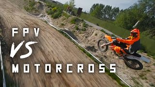 FPV VS Motocross | Beyond the Ordinary