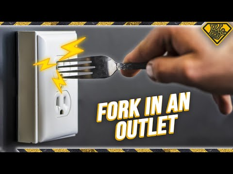 What Happens if You Stick a Fork in an Outlet?