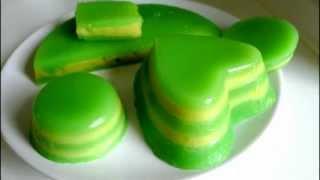 Steamed layer cake – Bánh da lợn