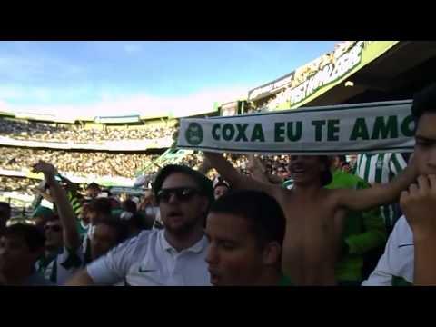 """CURVA 1909 - ARENA É SUPERMECADO - ATLETIBA FINAL * CORITIBA CAMPEAO 2017"" Barra: Curva 1909 • Club: Coritiba"